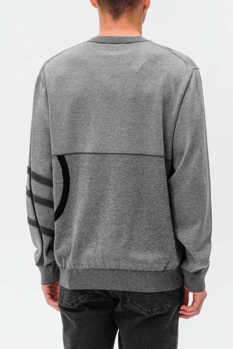 4eefdb80d298 Женский красный рюкзак с серебреным кошельком Love Moschino купить в ...