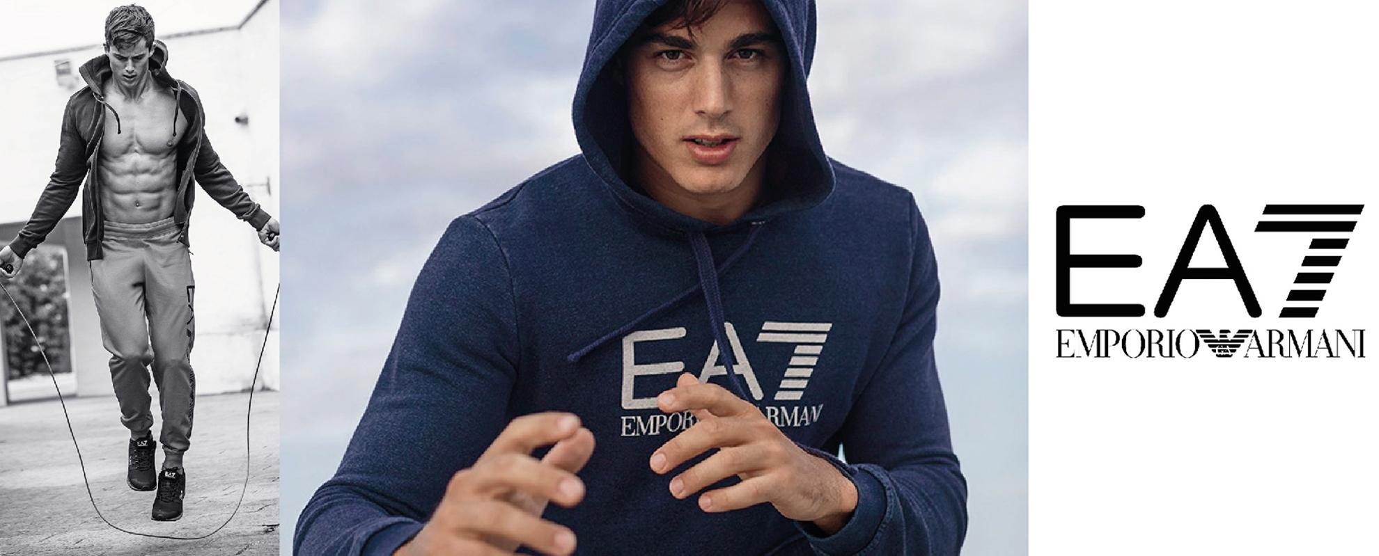 мужские спортивные костюмы ЕА7