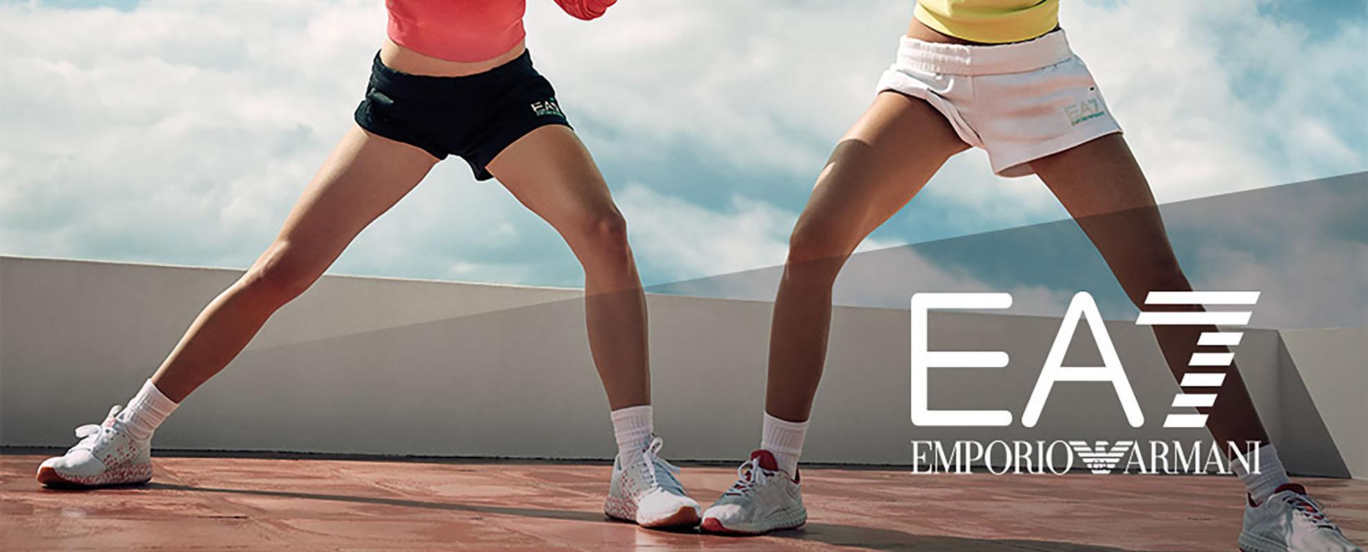 Женские спортивные костюмы ЕА7